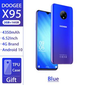 Original Smartphone DOOGEE X95 Android 10 4G-LTE  16GB ROM Unloked Smart Phone