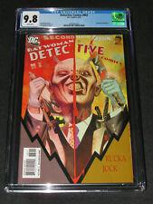 Detective Comics #862 (2010) CGC 9.8 J.H. Williams Cover DC Batman Y977