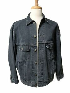 "Vintage Lee Easy Rider Jean Jacket Men's Medium (Chest: 46.5"" / Front L: 26.5"")"