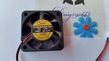 DC12V 0.1A 40x40x10mm Cooling Fan for Computer Case CPU Cooler Radiator