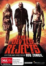DEVILS REJECTS THE (DVD, 2017) the directors cut very good condition