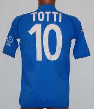 maglia italia TOTTI World Cup 2002 Japan *ITALY* Korea L jersey shirt vintage