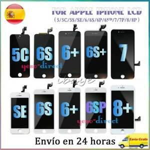 Pantalla Completa LCD Display Tactil iPhone 6 SE 5S 6S+ 6 Plus 7 Plus 8 Retina