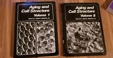 Aging and Cell Structure volumes 1 and 2 johnson