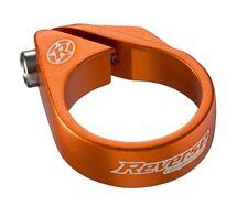 REVERSE Bullone 34,9 Saddle Clamp | Arancione
