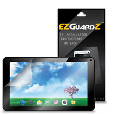 "2X EZguardz LCD Screen Protector Cover HD 2X For Supersonic SC-5999 9"" Tablet"