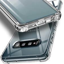 Silikon Hülle Durchsichtig Dünn Handyhülle Stoßfest Fallschutz Bumper Case Cover