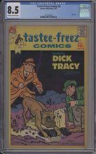 TASTEE-FREEZ COMICS #6 - CGC 8.5 -DICK TRACY - 1012202032