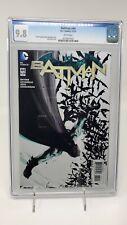 Batman #44 CGC 9.8 New 52 Jock Cover 2015 DC Comics