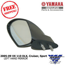Yamaha PWC WaveRunner Left Hand Mirror 2005-2009 VX Deluxe 110 Dlx Cruiser Sport