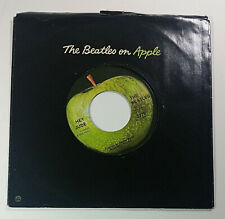 The Beatles on Apple Hey Jude Revolution Record 45 7in Vintage 2276 BMI Capitol