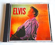 ELVIS PRESLEY Elvis JAPAN 1st Press CD 1985 RPCD-1003 RVC 3500yen RARE