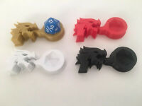 Dragon D20 Holder Dice Dungeons And Dragons D&D Gaming