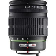 Open Box Pentax DA 17-70mm F4 ED IF SDM Lens