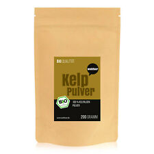 84,40€/kg - Wohltuer Bio Kelp Pulver 200g