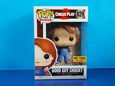 Good Guy Chucky Funko Pop Vinyl Childs Play 2 Hot Topic Exclusive Horror
