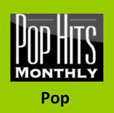 Pop Hits Monthly PopKaraoke Disc December 2008      0812P