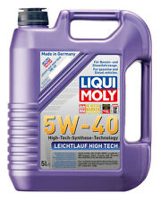 LIQUI MOLY Leichtlauf High Tech Synthetic Technology Engine Oil 5W-40 5L