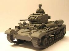 Milicast BB168 1/76 Resin WWII British Valentine Mk.IV (Diesel)(Soviet use)
