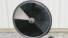 Mavic Comete 575 Clincher Carbon Disc Wheel 700c Shimano TT/Tri Time Trial 700