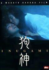 ~ INUGAMI ~ DVD 2004 FOREIGN HORROR JAPANESE NR ENGLISH RARE NO CASE