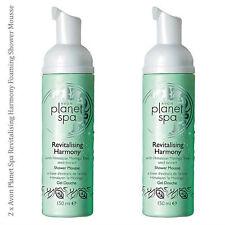 2 x Avon Planet Spa Revitalising Harmony Foaming Shower Mousse 150ml (RRP£10 Gel