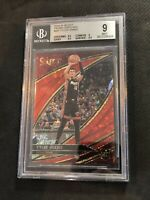 2019-20 PANINI SELECT TYLER HERRO ROOKIE PRIZMS DISCO RED #ed 32/49 BGS 9 MINT
