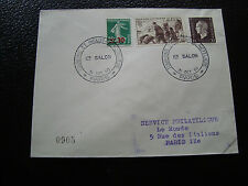 FRANCE - enveloppe 31/10/1950 (cy50) french