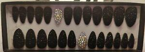Glitter 24 PC Press On Nails