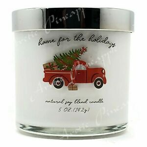 Scentsational Natural Soy 5oz Home For the Holiday Candle - Christmas Spirit