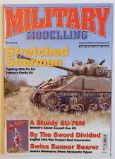 MILITARY MODELLING Magazine - June 2008