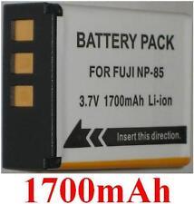 Batterie 1700mAh type NP-85 NP85 Pour FUJIFILM Finepix SL245