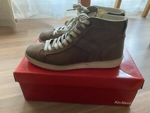 Chaussures Kickers femme - Bessec Chaussures