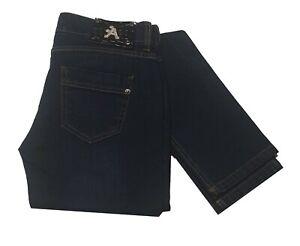 A-Style TAOS40510703 Jeans Donna in Cotone Denim Slim | -66 % OCCASIONE |