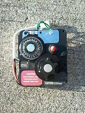 Fleck Econominder 3210 Timer Assembly 9000 Demand Meter Cable TESTED