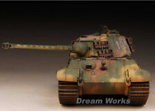 Award Winner Built Dragon 1/35 King Tiger Henschel Heavy Tank +PE