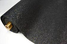 NERO EVA in gomma crepla GLITTER Bastelstoff metraggio 2mm sostanze sostanza   4002