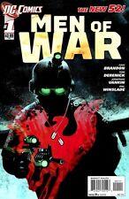 Men of War Vol. 2 (2011-2012) #1