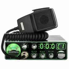 STRYKER SR447HPC2 55 WATT AM/FM COMPACT 10 METER RADIO WITH 3 COLOR FACEPLATE