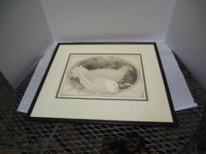 1973 Ford Ruthling signed lithograph.......Santa Fe NM Artist .....NO Reserve