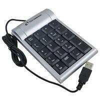 Tastiera tastierino numerico notebook computer portatile Techmade numpad numeri