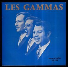 "LES GAMMAS - FRANCE EP 7"" HOMERE 1965 - Firmado Por A. Guiu - Teddington +3"