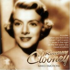 ROSEMARY CLOONEY - MIXED EMOTIONS (NEW SEALED CD)