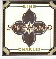 (DA568) King Charles, Loveblood - 2012 DJ CD