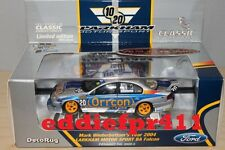 1/43 2004 FORD BA FALCON MARK WINTERBOTTOM ORRCON RACING LARKHAM MOTORSPORT BNIB