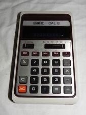 MBO CAL 8 CAL8 Taschenrechner Calculator