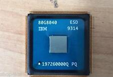 IBM  ASIC 80G8040 PowerPc 9314197260000Q CPU Vintage Rare IC Chip Gold Recovery