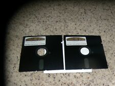 "Major Stryker MS-DOS PC Game on 5.25"" disks - tested"