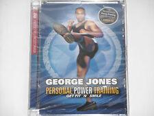 George Jones -Personal Power Training- DVD OVP  NEU
