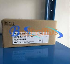 ONE NEW Panasonic A5 100W Servo Driver MADKT1505CA1